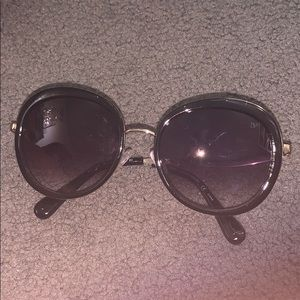 Diane von furstenberg glasses